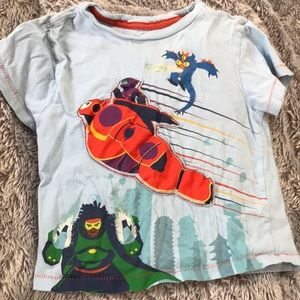 NEVER WORN PERFECT CONDITION boys Disney's shirt